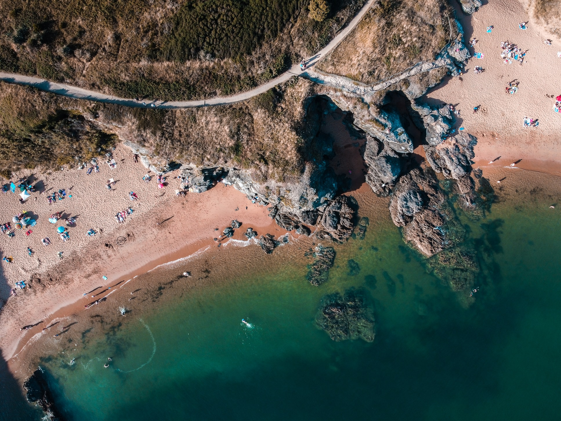 Seaside. Photo credit: Simon Pallard.