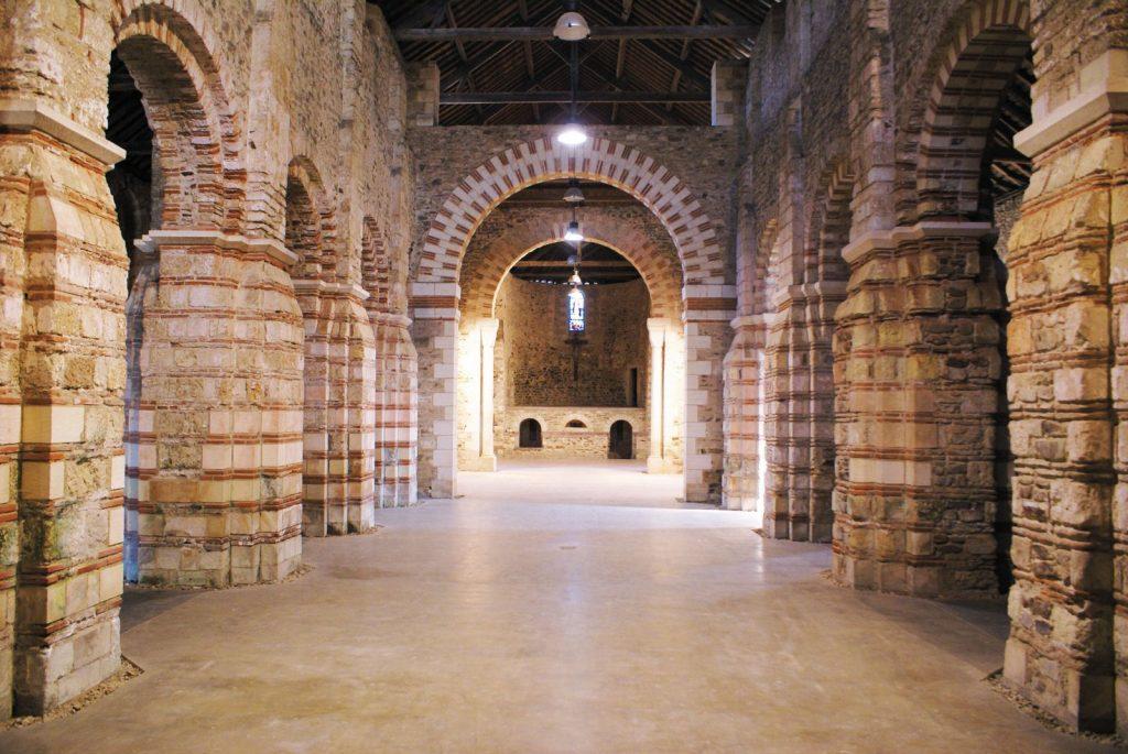 Saint-Philbert-De-Grand-Lieu Abbey